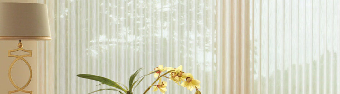 Translucent Grommet Drapes