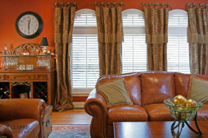 Eclipse Shutters for Specialty Shapes