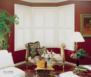 Shutters for Bay and Bow Windows