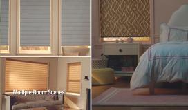 Multiple Room Scenes